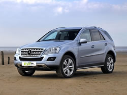 Mercedes ML 350 automatique