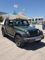 Jeep Wrangler 5 personnes automatique cabrio